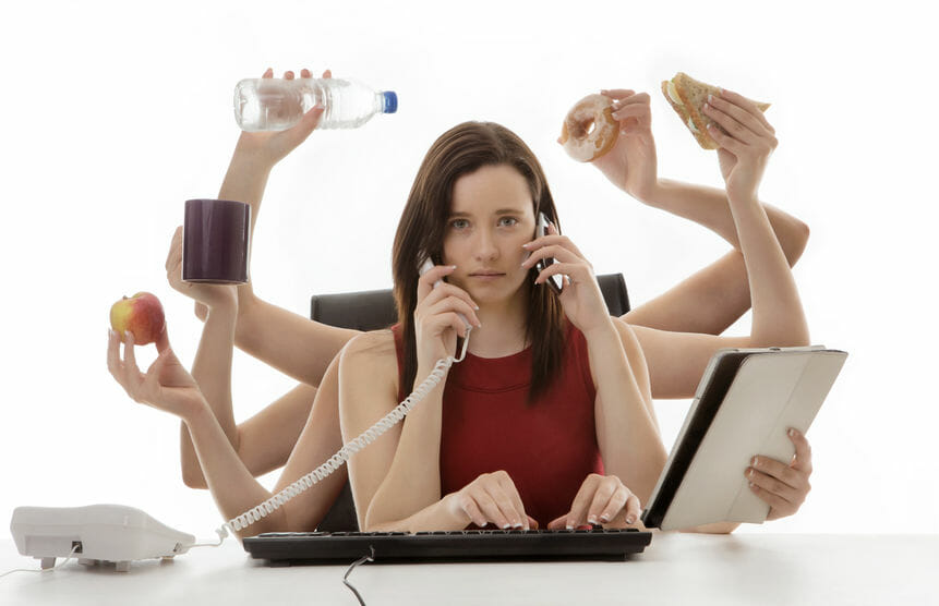 Multitasking is Undermining Your Business