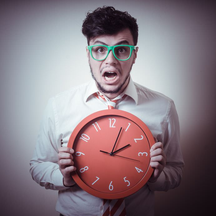 Effectively Manage Time Late Task